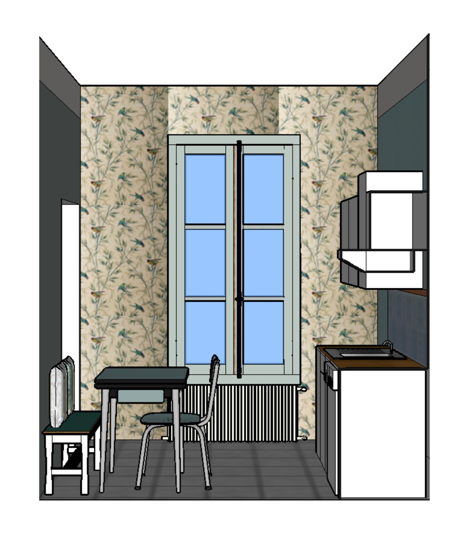Cuisine simulation 3d for Simulation decoration interieure